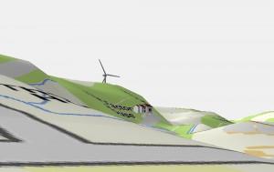 Trelessy Wind Turbine Visual Impact Assessment