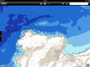 Mobile GIS - iPad