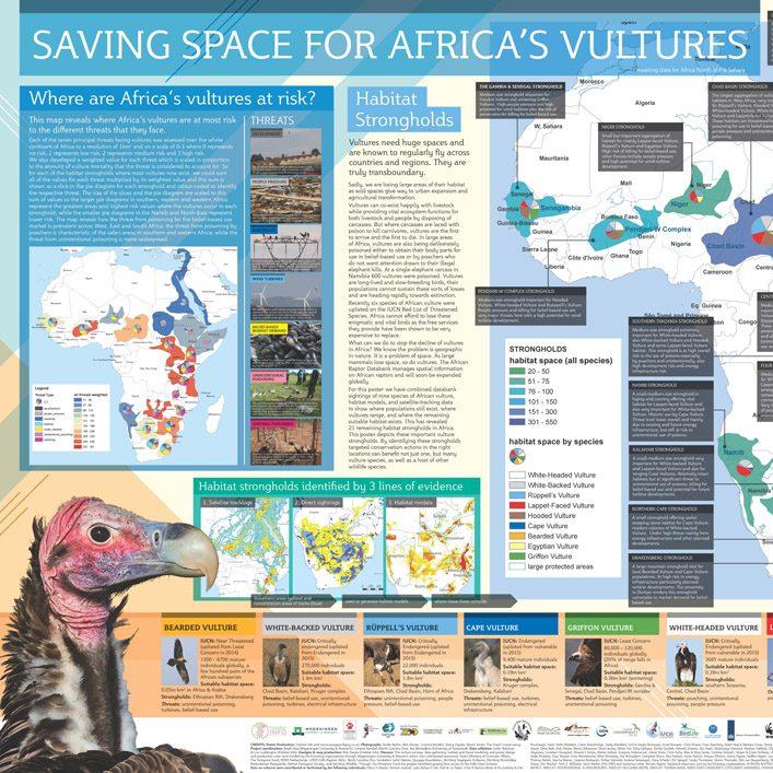 African Vulture Hostspot Mapping